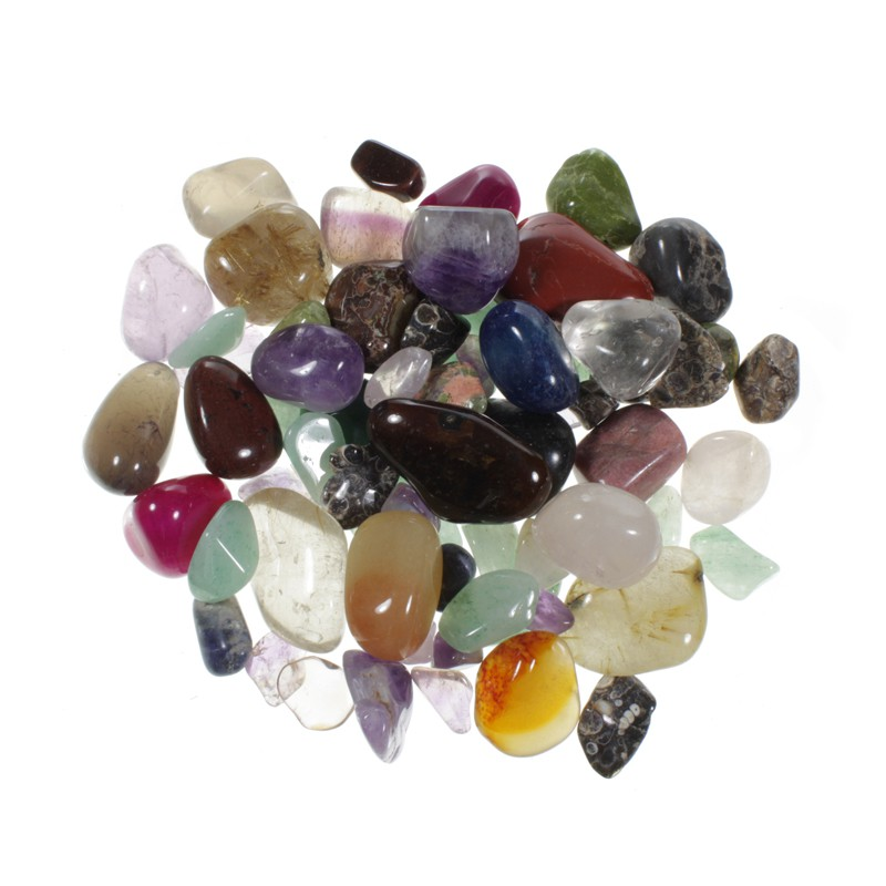 A-Z of Crystals and Minerals