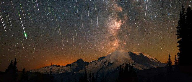 Delta Aquarid Meteor Shower ~ Ongoing July/August 2017