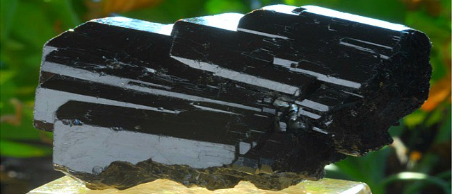 Black Tourmaline ~ The Master Protector