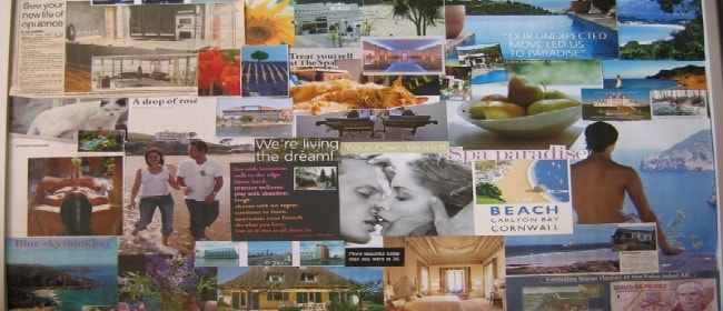 How to Create a Manifestation/Vision Board Part 2 ~ My Personal Board