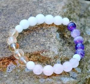 NJOY Crystal Bracelet ~ Menopause