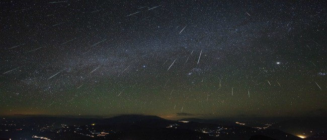 Possible NEW Meteor Shower ~ 23/24 May 2014