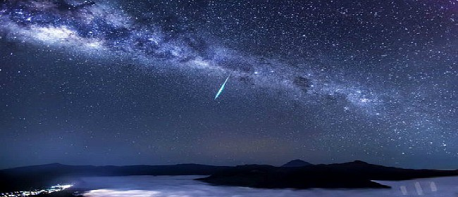 Eta Aquarid Meteor Shower ~ 5-7 May 2016