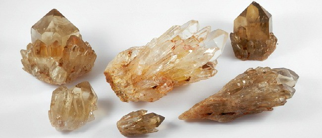 Kundalini Quartz ~ Activating the Higher Chakras