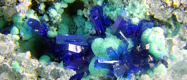 Linarite ~ Connecting Us To Our Inner Wisdom