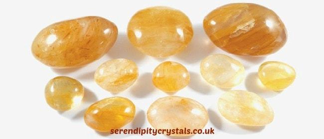 Golden Healer Quartz ~ Harnessing Our Inner Power