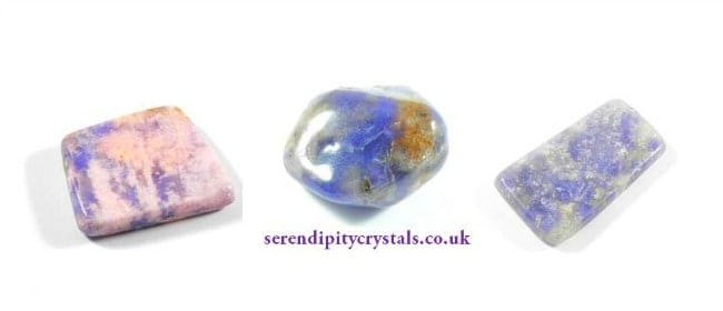 Prairie Tanzanite ~ Working from a Balanced, Stable Heart & Mind