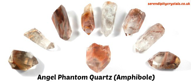 Angel Phantom Quartz ~ Ascension, Clarity & Connection