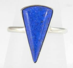 Lapis Lazuli Ring ~ Item F ~ Size L-UK, 6-US, 51 1/2-EU