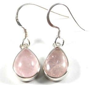 Morganite Earrings ~ Item A
