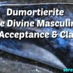 Dumortierite ~ The Divine Masculine, Clarity, Self Acceptance & Self Forgiveness