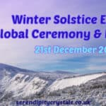 Winter Solstice Energies ~ 21 December 2020