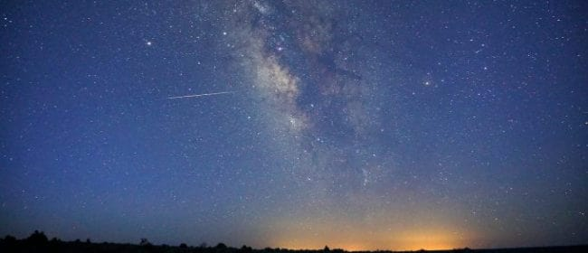 The Lyrid Meteor Shower ~ 16-25 April 2021