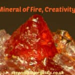 Zincite ~ Forged in Fire